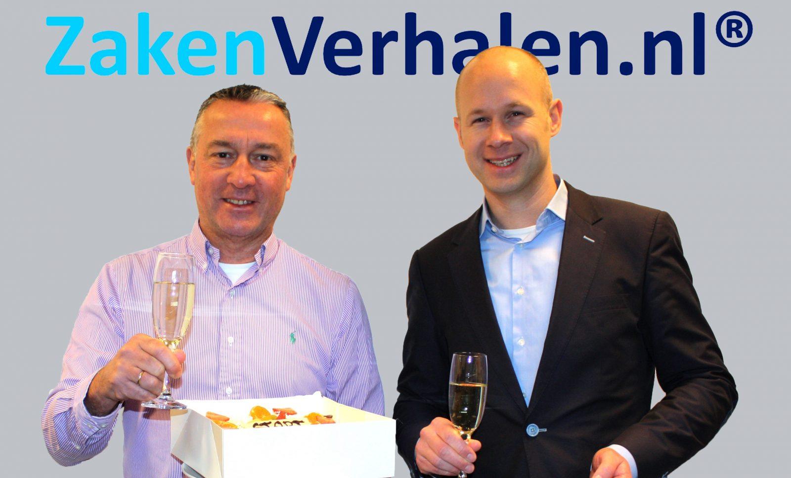 ZakenVerhalen - feestelijke start JvN-RV