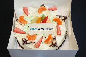 ZakenVerhalen - taart start